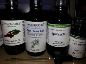 Essential Oils for Beekeeping